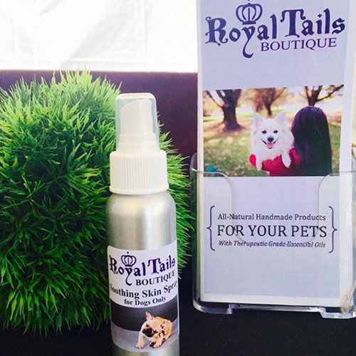 Soothing Skin Spray for Dogs | Royal Tails
